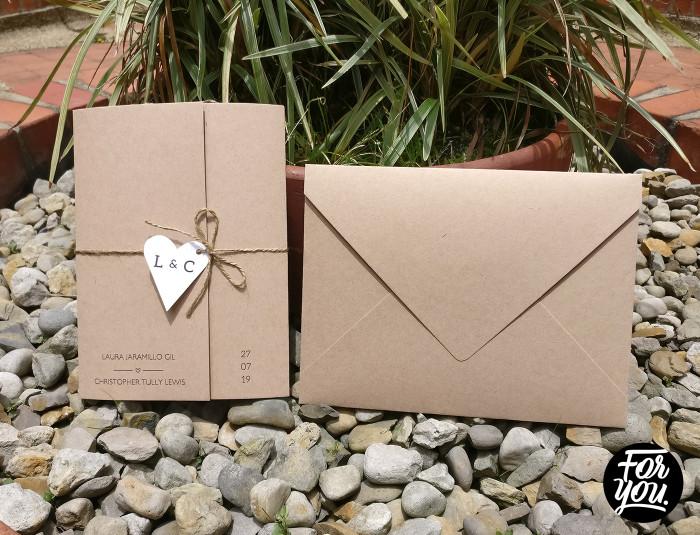 Invitaciones De Boda Y Tarjetas De Invitación De Matrimonio